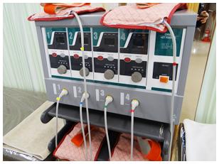 ホットマグナー(磁気加振式治療器)