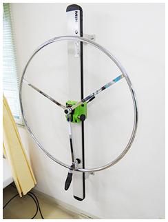 運動プーリー・輪転器